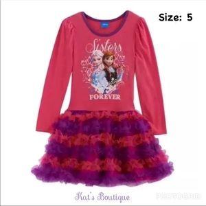 Disney Frozen Anna & Elsa Tutu Dress